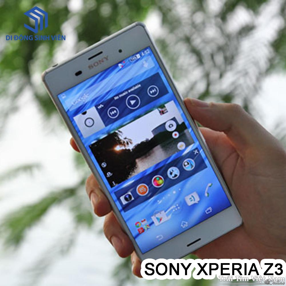 SONY Z3 giá quá rẻ  SONY Z3 uy tín tại Hải Phòng.