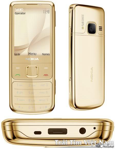nokia 6700 gold chính hãng mới 99% giá sốc tại Thế giới Điện thoại cổ