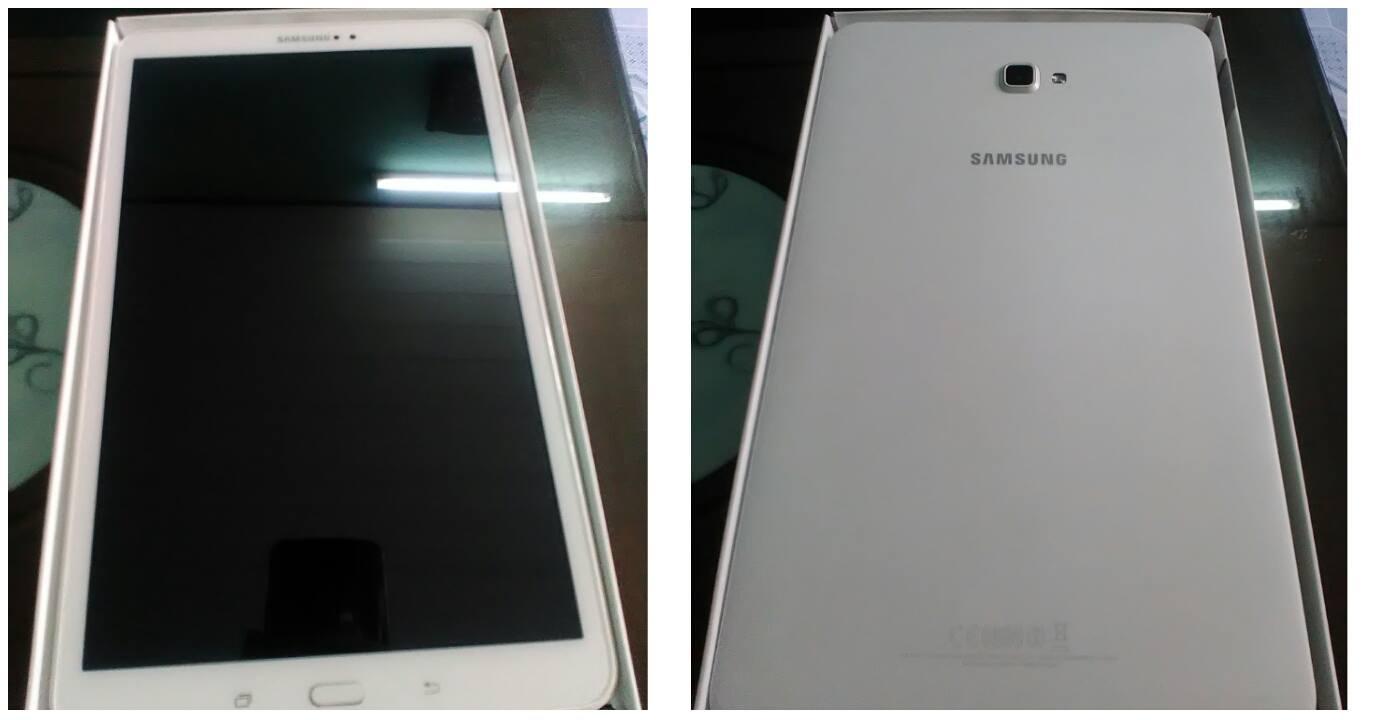 Bán máy Samsung Tab A6 10 1 inch mới kích hoạt 15/04/2017 bảo hành 12 tháng chính hãng.