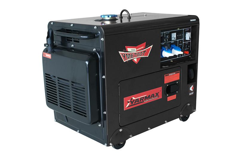 Nhà cung cấp máy phát điện chạy dầu Yarmax chính hãng giá rẻ
