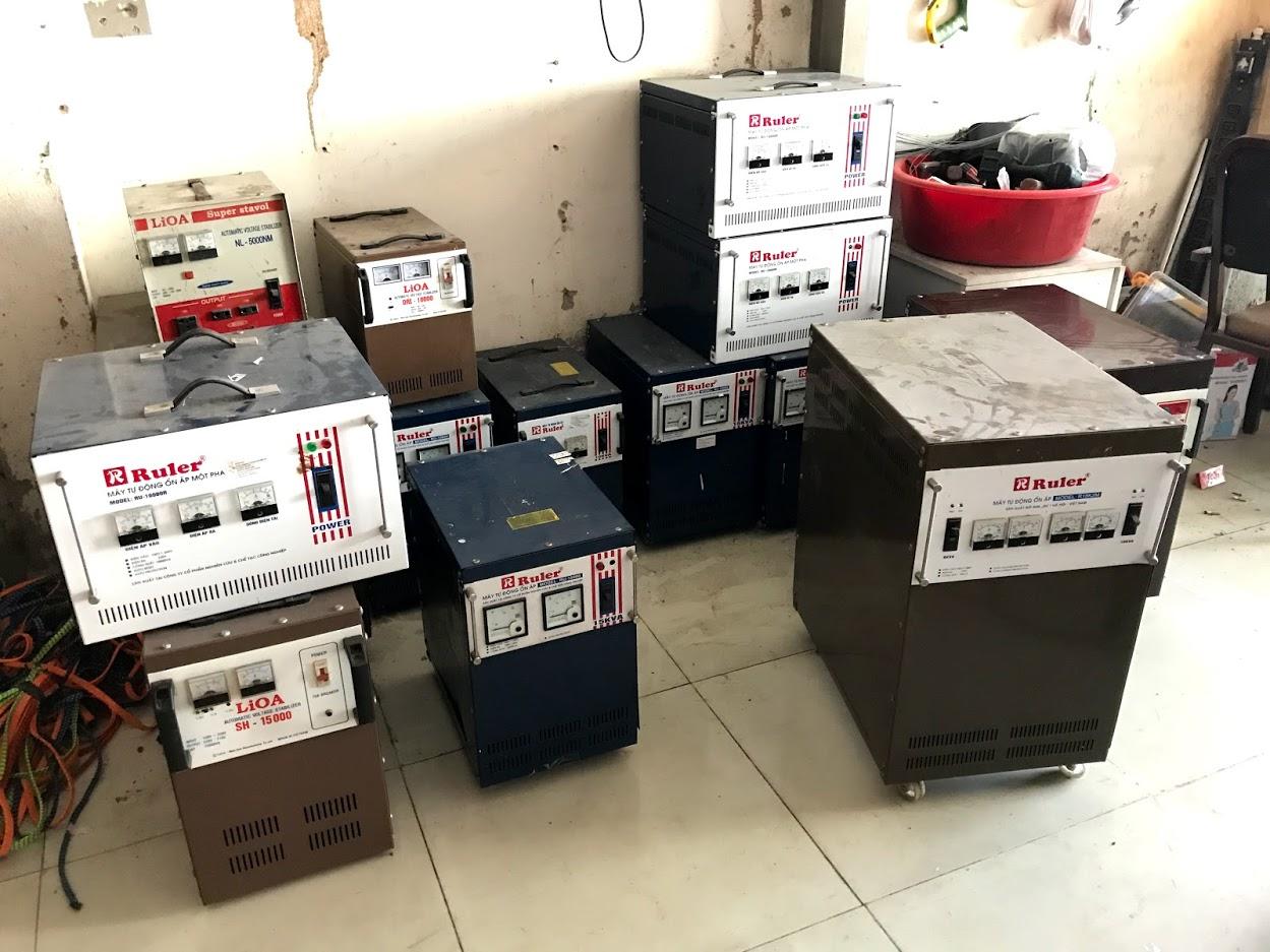 Thu Mua Thanh Lý các loại ổn áp điện cũ , Lioa cũ , Standa cũ Hải Phòng 0913040613 | docuhaiphong.vn