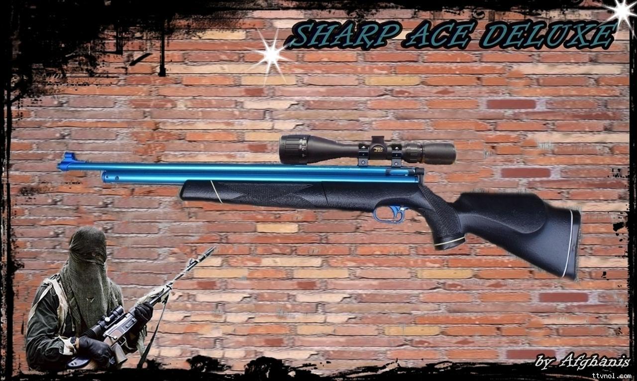 bán súng hơi sharp apache tại miền bắc   vntut.