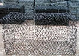Rọ đá rọ đá mạ kẽm rọ đá bọc nhựa pvc thảm đá lưới b40