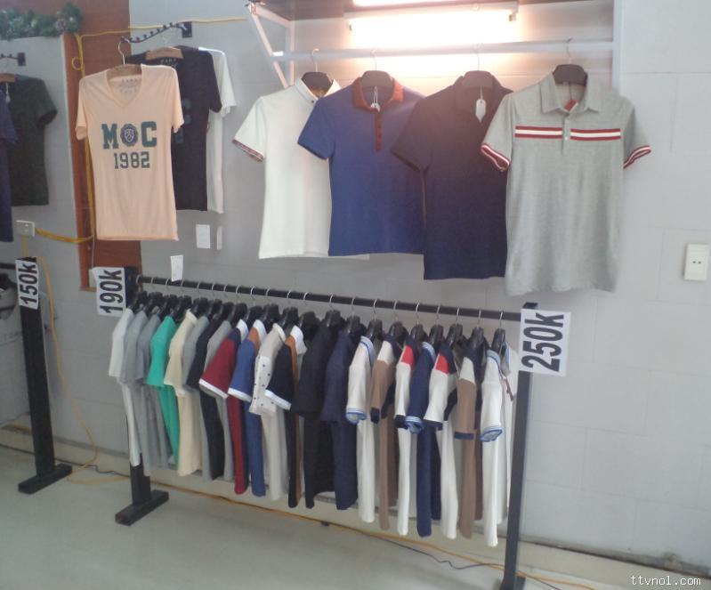 Chuyển Nhượng Shop Quần Áo Nam Anthony Collection  75 Cát Cụt   Lê Chân   Hp